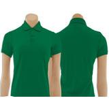 Camisa Verde Bandeira Feminina no Mercado Livre Brasil 6fd2a3314271c