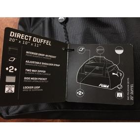 Bolsa De Viagem Puma Evercat Direct 20 Duffel Black /gold