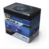 Bateria Moura 125/150cg/titan/biz/nxr/bros/fan/xre300 5ah