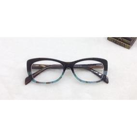 12ae0e7c2e67a Oculos Via Vincitore Em Tons - Óculos no Mercado Livre Brasil