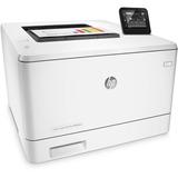Impresora Laser Color Hp M452dw Wifi Duplex Red M452 Envio