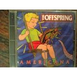 The Offspring Disco Compacto Americana Cd