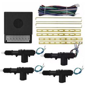 Trava Eletrica Universal 4 Portas Com Centralina Btr Bt-5004