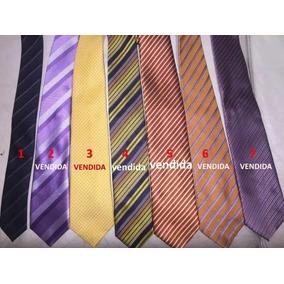 Remate Corbatas De Caballero Varios Modelos Y Marcas