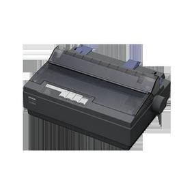 *_* Epson Lx-300-ii Usada Puerto Usb Color Negra