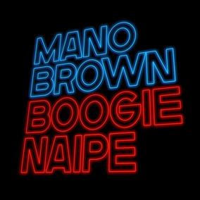 Lp Mano Brown - Boogie Naipe   Vinil Novo - Duplo - Colorido