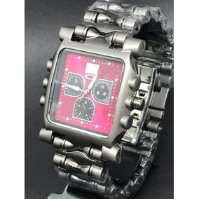 d15674f2a12 Relógio Masculino Oakley Tank Machne Minute Gearbox Titanium
