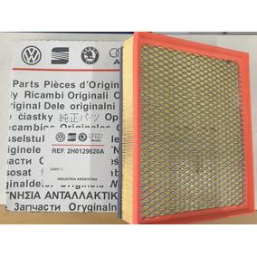 Elemento Filtro De Ar Do Motor Amarok 2h0129620a Original Vw