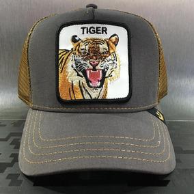 Gorra Goorin Bros Tiger Tigre Original Cap Style Queretaro