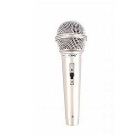 Microfone Profissional Dinâmico Wvngr M-58 Lelong + Cabo