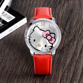 Reloj Hello Kitty Infantil