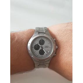 efe8f8d3236 Relogio Timex Titanium - Relógio Timex Masculino no Mercado Livre Brasil