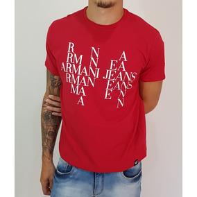 b2ab9bdcea2 Replica Armani - Camisetas e Blusas Manga Curta em São Paulo no ...
