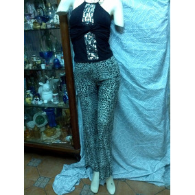 f12edb79828a6 Pantalones Cargo Adidas - Ropa y Accesorios de Mujer Plateado en Bs ...