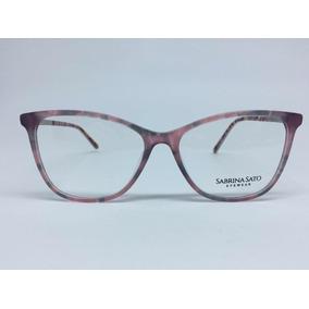 Marca  Sabrina Sato Óculos Sb5008 C1 - Óculos no Mercado Livre Brasil b5babab6a2
