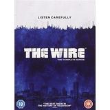 The Wire, A Escuta, Completa, Leg. Portug. Original, Lacrada