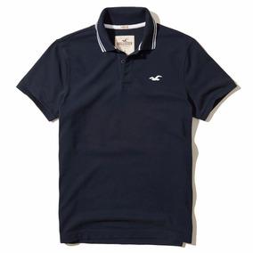 Camisa Polo Hollister Masculina - 100% Original - Tam M - P2 4c69618390a16