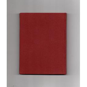 Cuaderno Artesanal | Tipo Libro | Tela | Papel De Dibujo