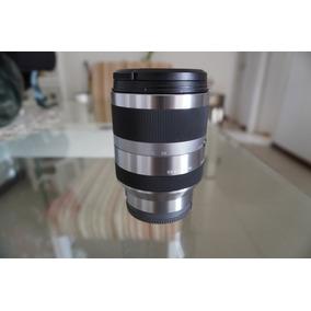 Lente Sony Sel18200 E-mount 18-200mm Oss