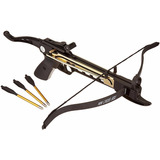 Balestra Besta Recurva Pistol 80 Lbs Mk80a4al Corpo Alumínio