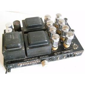 Amplificador Vintage De Tubo Bogen Mo-200a