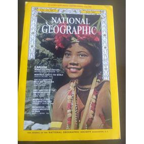 Revista National Geographic Americana Maio De 1967