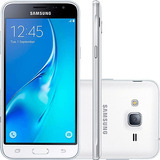 Smartphone Samsung Galaxy J3 Duos Dual Chip Android 5.1