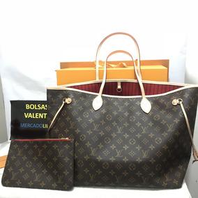 454b1c3a0 Tela Louis Vuitton - Bolsas Louis Vuitton de Mujer Marrón en Mercado ...
