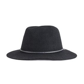 Sombrero Fedora De Fieltro De Ala Mediana Wesley De Brixton fa1c946e7cc