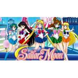 Sailor Moon Classico 46 Episodios Dublado Completo Digital