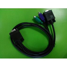 Cable Con Conectores Para Kvm 1 Puerto