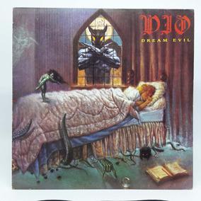 Lp Dio Dream Evil Disco De Vinil Rock Heavy