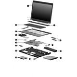 Netbook Msi U100 En Desarme