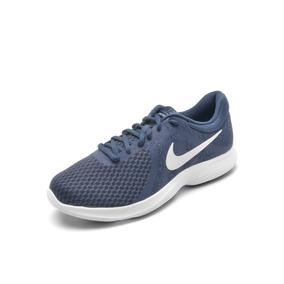 Tênis Nike Revolution 4 Masculino 908988 402 Original + Nf