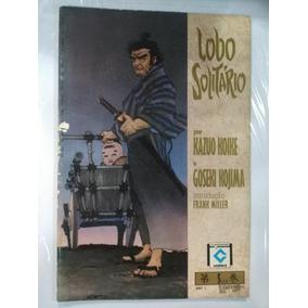 Lobo Solitário 5 Cedibra 1988