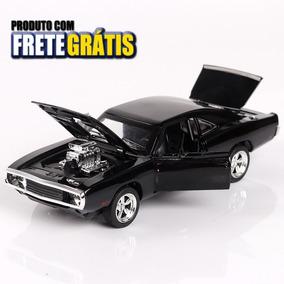 Miniatura Dodge Charger Velozes E Furiosos 1:32 Toretto