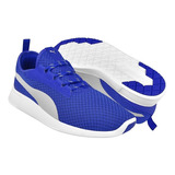 Tenis Deportivos Para Dama Puma 36402807 Azul