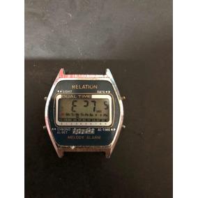 fada951618f Relógio Casio Melody Anos 80 - Relógios no Mercado Livre Brasil