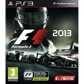 F1 2013 Ps3 - Midia Digital