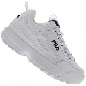 bf617a846ef Tênis Fila Sneaker Disruptor Infantil E Adulto Unissex Sale