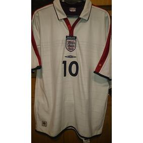 9c13956fbf Camiseta Inglaterra Umbro Mundial 2006 - Camisetas en Mercado Libre ...