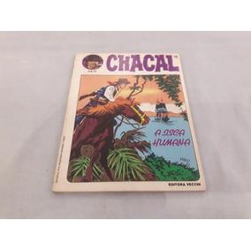 Gibi Chacal Nº 16 - Editora Vecchi - Setembro 1981