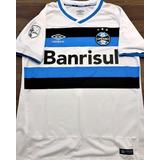 Camisa Gremio Luan Autografada - Camisa Grêmio Masculina no Mercado ... dffa49a9938a1
