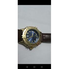 Reloj Qui Silver Orijinal Junior Unisex Enchapado En Oro