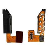 Conector Fone Ouvido P2 Flat Lg K10 K430 K430tv Original