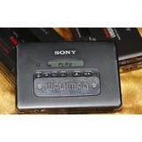 Sony Walkman Wm-fx811 Reproductor De Cassette S/.360