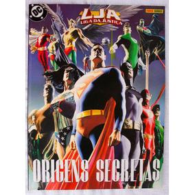 Hq Lja - Liga Da Justiça - Origens Secretas