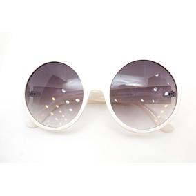Oculos Lady Gaga Unica Lente De Sol - Óculos no Mercado Livre Brasil cf501f9ea8