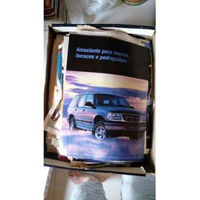 Caixa Com Mais De 2500 Recortes De Fotografias De Carros