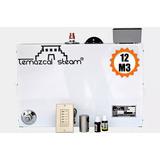Generador Vapor Residencial Eléctrico Para 12m3 Baño Sauna